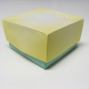 how to origami box - box with lid