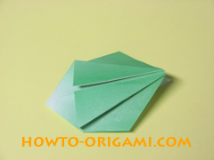 Candy Box - How to origami box instructions at Howto-Origami.com ... | 180x240
