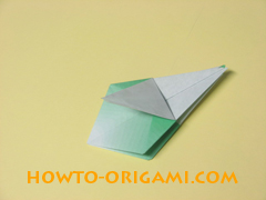 how to origami candy box instruction 29