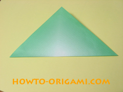 how to origami candy box instruction 3