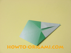 how to origami candy box instruction 30