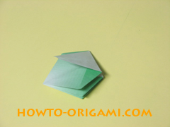 how to origami candy box instruction 36