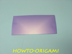 how to origami square box instruction 3