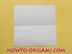 airplane origami (Simple airplane origami) - How to make a simple airplane origami instruction3
