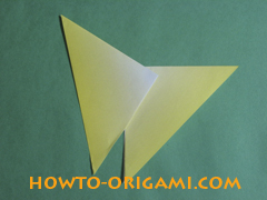 how to origami butterfly instruction 12 - easy origami for kid