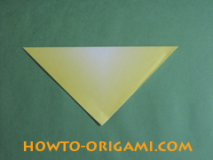 how to origami butterfly instruction 2 - easy origami for kid