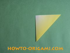 how to origami butterfly instruction 4 - easy origami for kid