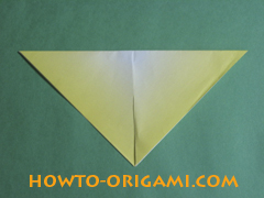 how to origami butterfly instruction 7 - easy origami for kid