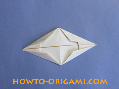 how to origami canue instruction 10