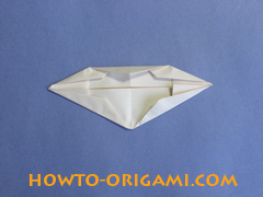 how to origami canue instruction 11