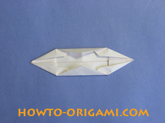how to origami canue instruction 12