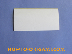 how to origami canue instruction 2