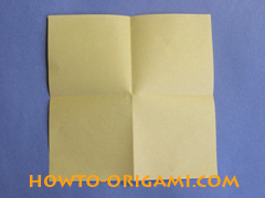 how to origami canue instruction 4
