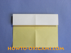 how to origami canue instruction 5
