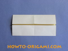 how to origami canue instruction 6