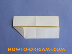 how to origami canue instruction 7