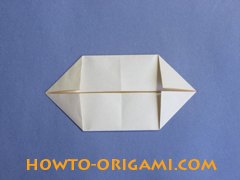 how to origami canue instruction 8