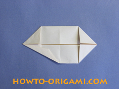 how to origami canue instruction 9