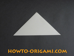 how to origami cat instruction 3 - easy origami for kids