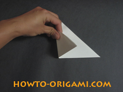 how to origami cat instruction 4 - easy origami for kids