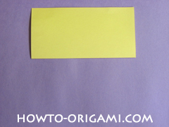 chair origami, how to origami a chair instruction2 - easy origami for child