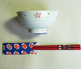 Chopstick wrapper origami - How to make chopsticks wrapper origami instruction