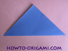 how to origami a drinking cup glass instruction2 - easy origami for kid