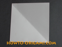 how to origami elephant instruction 3 - easy origami for kids