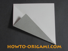 how to origami elephant instruction 4 - easy origami for kids