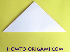 Flower origami instruction 2 - how to origami a morning glory flower - easy origami instruction for kids