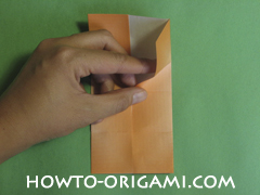 House origami - how to origami house instruction13