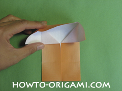 House origami - how to origami house instruction16