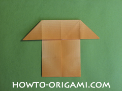 How To Origami House Easy Instruction At