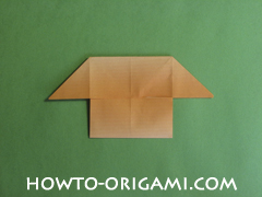 House origami - how to origami house instruction18