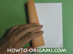 House origami - how to origami house instruction2