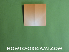 House origami - how to origami house instruction8