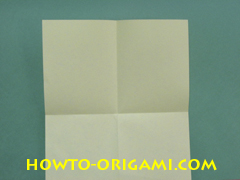 Pop gun origami or Party popper origami - How to make active play origami instruction 5- Children's origami