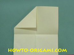 Pop gun origami or Party popper origami - How to make active play origami instruction 6- Children's origami