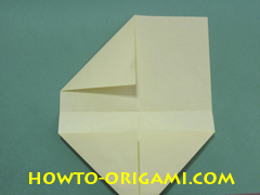 Pop gun origami or Party popper origami - How to make active play origami instruction 9- Children's origami
