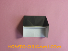 Piano origami - How to make piano origami instruction18 - Kids origami