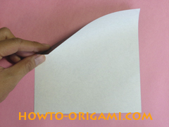 Piano origami - How to make piano origami instruction1 - Kids origami