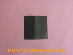 Piano origami - How to make piano origami instruction7 - Kids origami