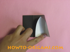 Piano origami - How to make piano origami instruction8 - Kids origami