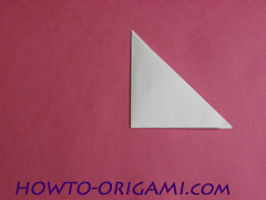 how to origami rabbit instruction 5 - easy origami for kid