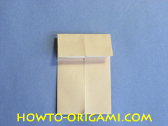 Coffee table origami- How to make table origami instruction 10 - Kid's origami