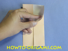 Coffee table origami- How to make table origami instruction 14 - Kid's origami