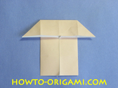Coffee table origami- How to make table origami instruction 18 - Kid's origami