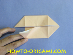 Coffee table origami- How to make table origami instruction 22 - Kid's origami