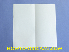 Table origami - How to make table origami instruction 3- Children origami