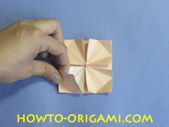 Coffee table origami- How to make table origami instruction 32 - Kid's origami